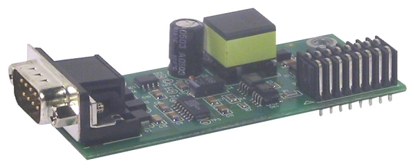Sériové rozhranie SIM06-1