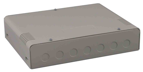 Montážny box pre IM-10 alebo CR-6, plechový M200-SMB-MM