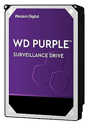 HDD 8000GB - WD82PURZ - určený pre záznam videa
