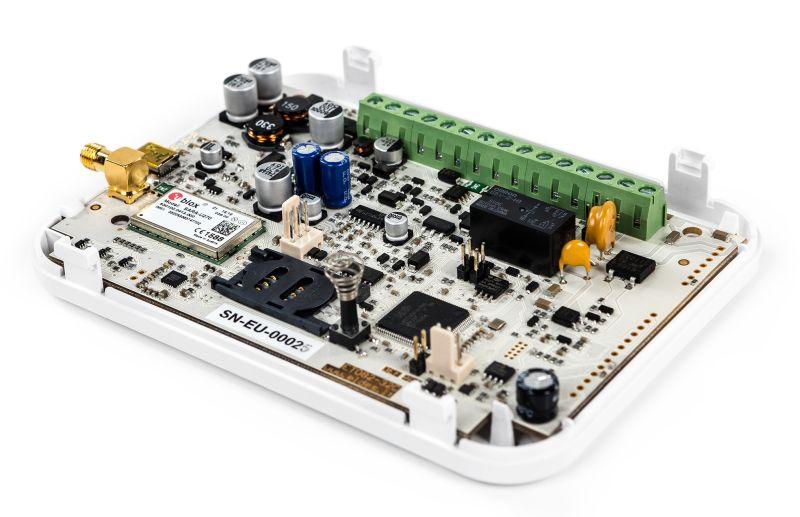 ET083 - GSM komunikátor 2G/3G Contact ID - PCB