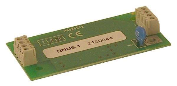 Sieťový bezpečnostný konvertor poplachu NNU5-1