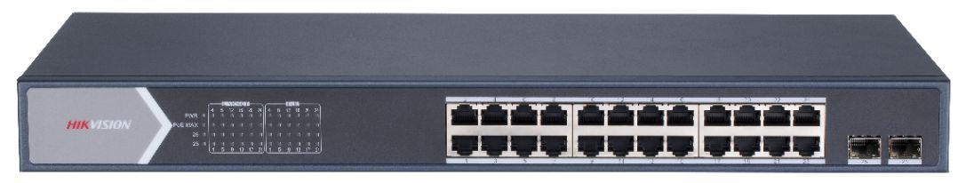 DS-3E1526P-E - PoE switch