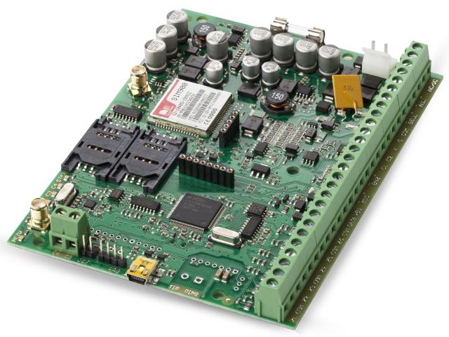 GSM volač/ústredňa ESIM364 - PCB