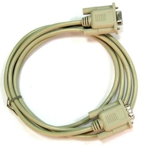 Kábel pre protokolovú tlačiareň 9pol.SUB-D-Verl.