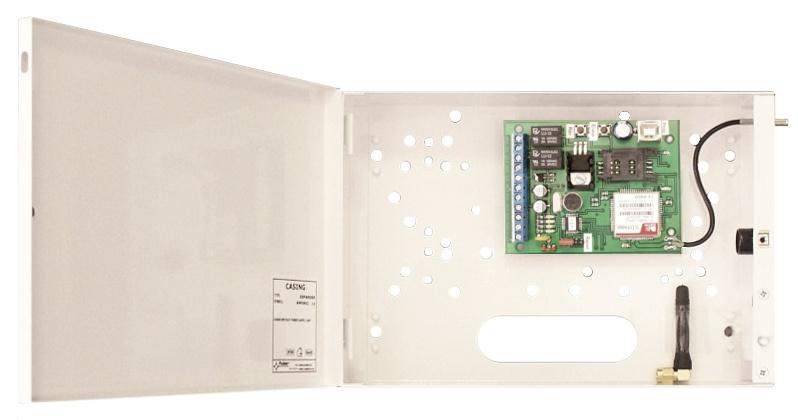 FVK-22 vox USB GSM - v kovovej skrinke