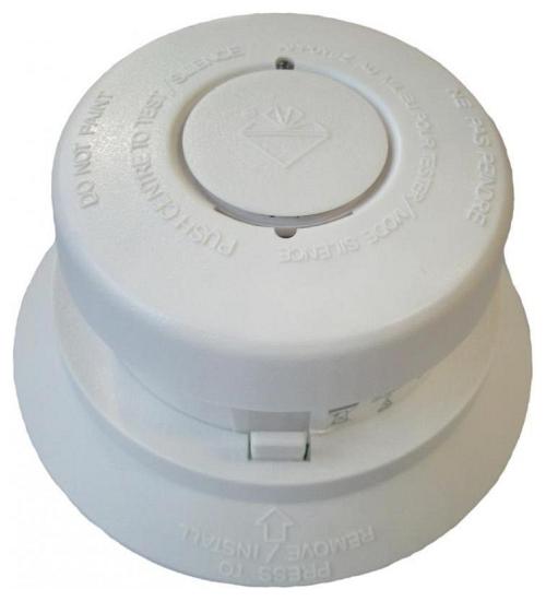 MTS - bezdrôtový optický dymový snímač