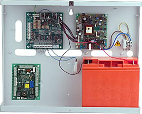 Galaxy DCM modul box