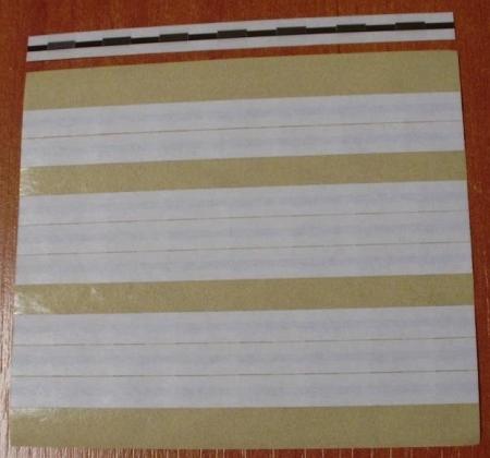 EM pásik 6x90mm, biely (balenie 1000ks)