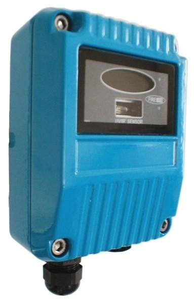 IR/UV detektor plameňa konvečný UVIR2 16591