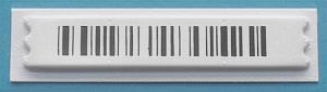 AM nálepka 2R, čiarový kód (5000 ks)