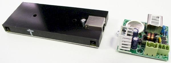 Modul počítadla pre zabudovanie do systému (HF, ED)