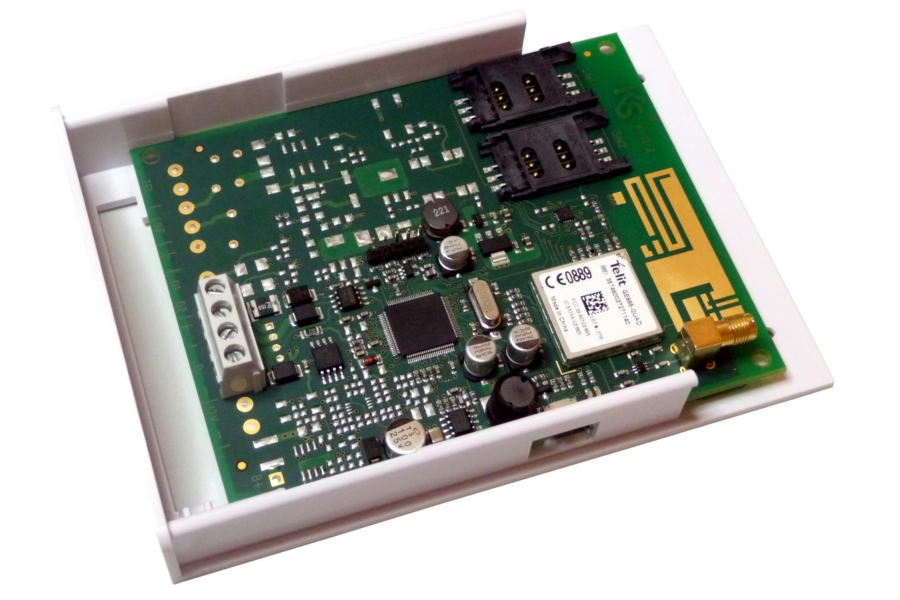 GSM/GPRS komunikátor pre lares