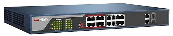 DS-3E0318P-E - PoE switch