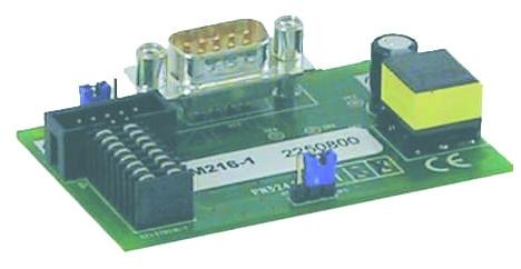 Modul sériového rozhrania SIM216-1