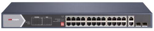 DS-3E0528HP-E  - PoE switch