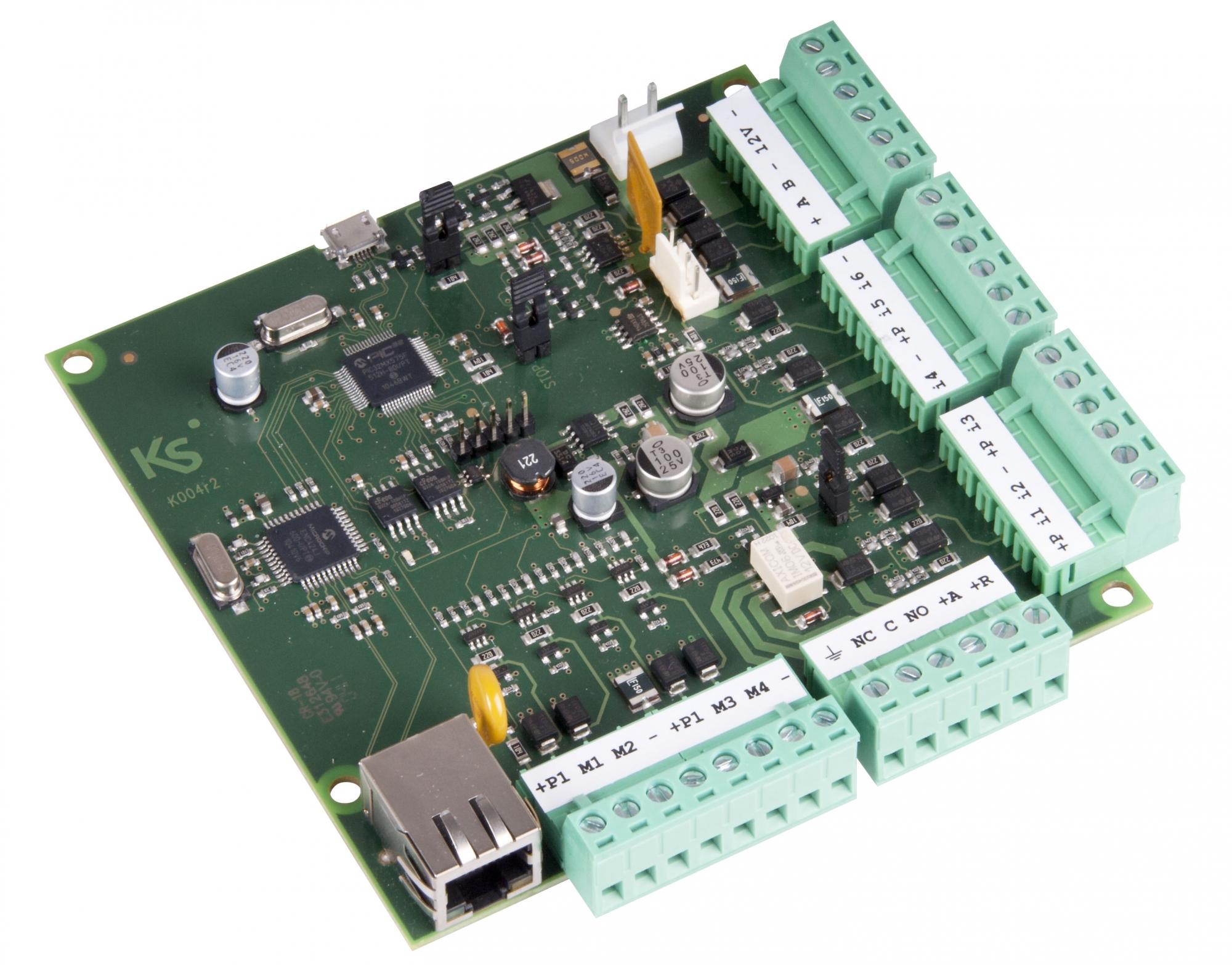 PCB ústredne lares 16-IP