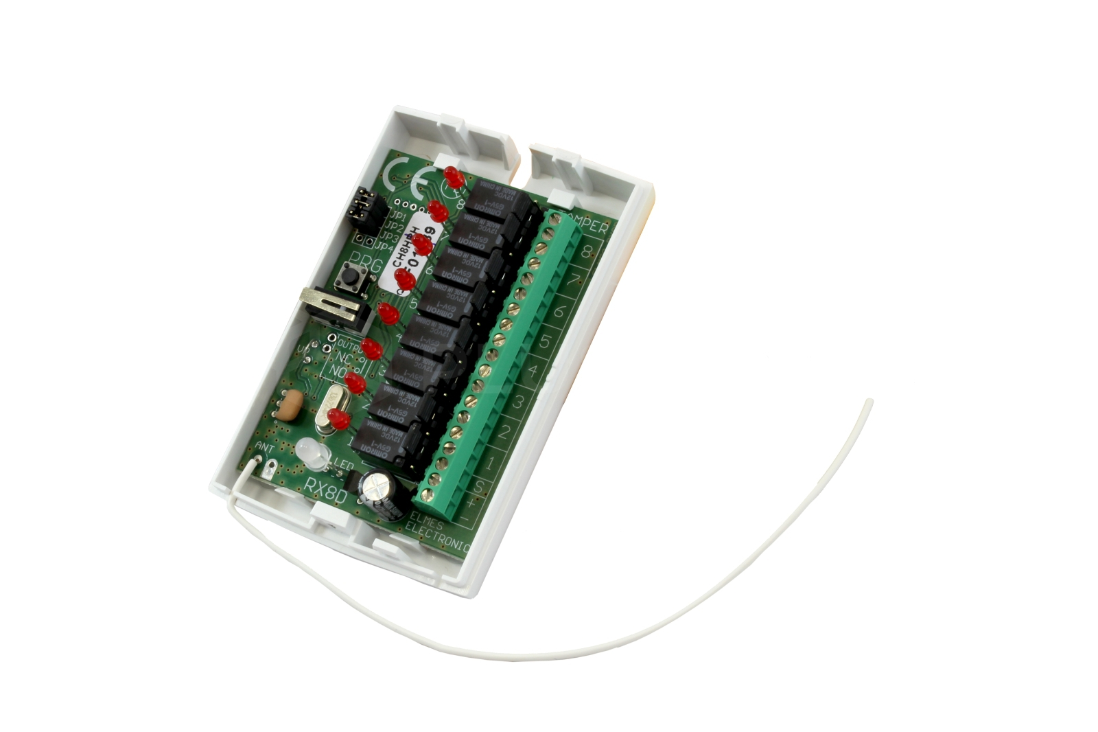 CH8HR - 8 kanálový príjmač