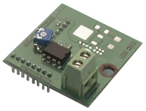 EA2 - audio modul