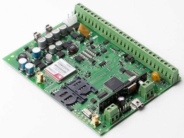 GSM volač/ústredňa ESIM364 PSTN - PCB