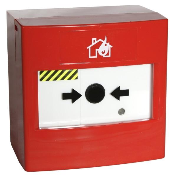 Tlačidlový detektor ADM séria 700 podľa EN54-11 - FI700/MCP
