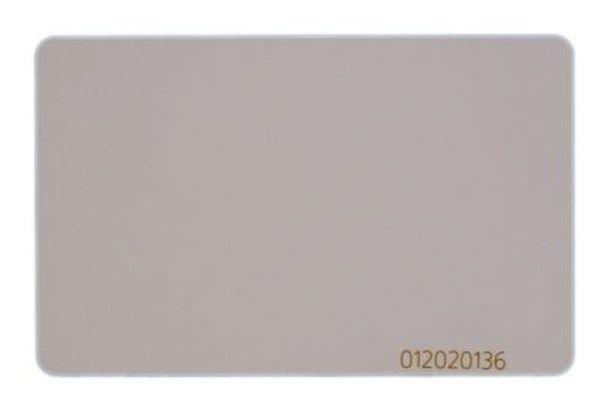 XC4/13 ISO prox karta biela