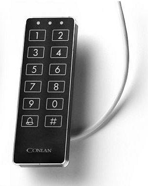 CT 1000 - klávesnica