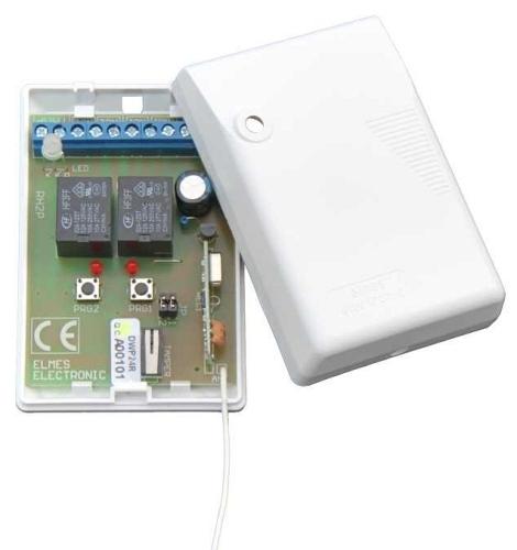 DWP12R - samostatný dvojkanálový prijímač