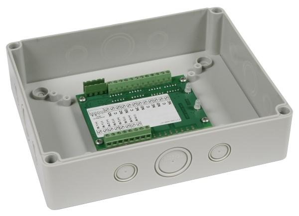 V/V modul ADM séria 700, 4xIN, 4xREL - Fi700/M4IN4REL