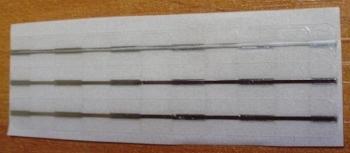 EM pásik 6x63mm, priehľadný (balenie 1500ks)