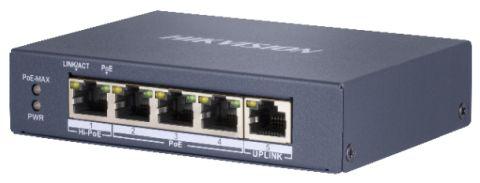 DS-3E0505HP-E - PoE switch