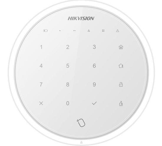 Hikvision DS-PKA-WLM-868 - klávesnica, biela