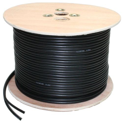 DS-1LC1SCA2C-200B - RG59 + napájanie - 200m - kombinovaný kábel