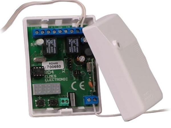 RD1000 - 2 kanálový SUPERHET prijímač