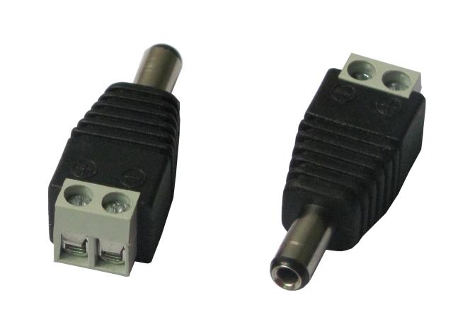 BV-DCPMC  Prevodník svorky - jack - pre napájanie kamier