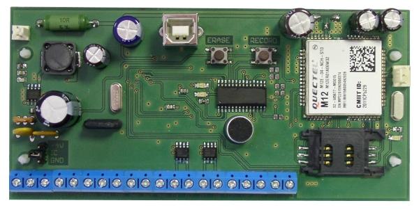 FVK-842 Vox PLUS - PCB