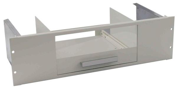 Nosič tlačiarne DPU2-1E do 19'' skrine 3HU
