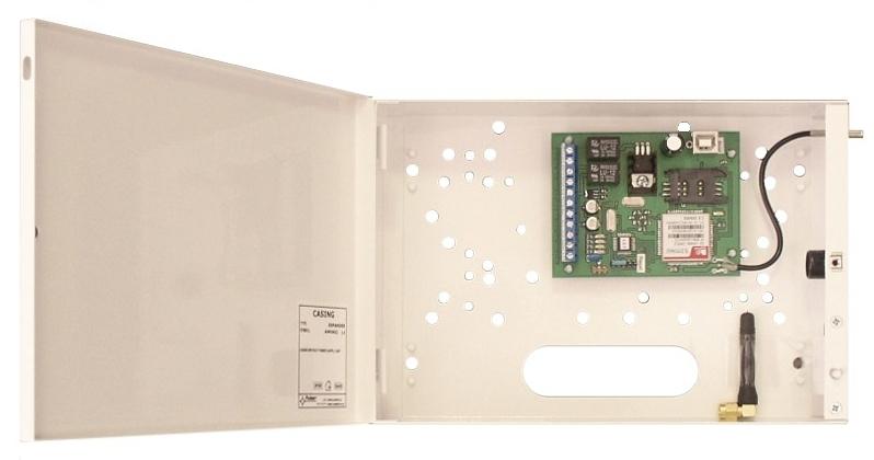 FVK-22 mini USB GSM - v kovovej skrinke