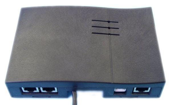 XMCU4A rozš.spoj. jednotka vkryte (+RS485 na USB)