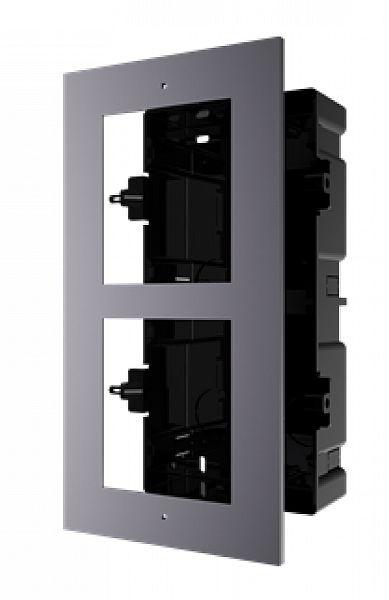 DS-KD-ACF2 - zápustný rámček 2 moduly