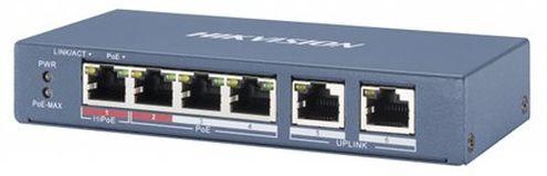 DS-3E0106HP-E - PoE switch