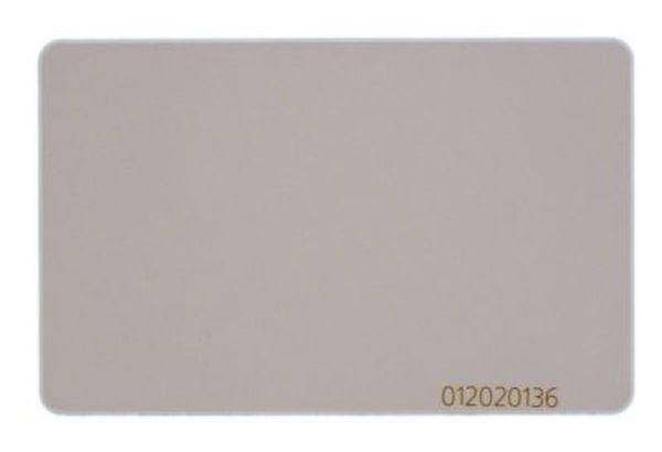 XC4/9 ISO prox karta biela