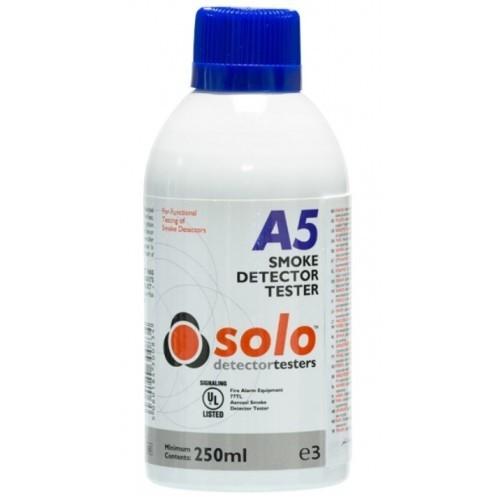 Skúšobná plynová flaša/SOLOA5-001