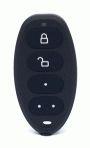 EWK3 - bezdrôtová kľúčenka KeyBoB - Čierna