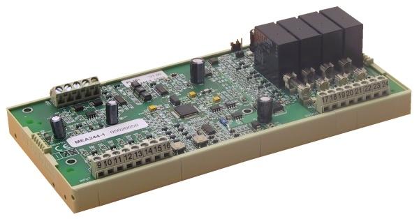 Multi modul na montáž na DIN lištu MEA244-1/TR