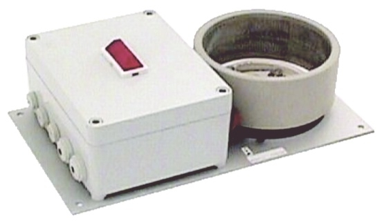 Vyhrievanie detektorov série 200,500 - MH500-1
