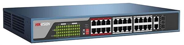 DS-3E0326P-E - PoE switch