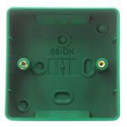 XB/BB/GR - Plastová zadná časť krytu
