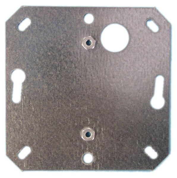 XMMB1 kovová zadná montážna doska pre XMMA1/2/3