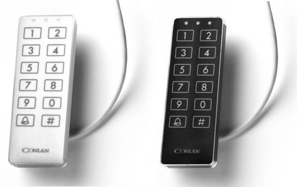 CT 1200 - Wiegand klávesnica