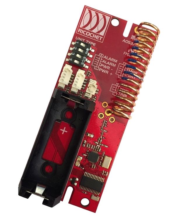 Rádiový modul BGR01